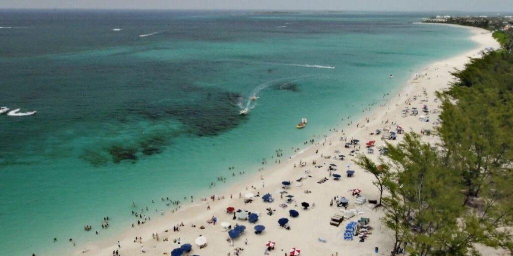 Cabbage Beach Paradise Island