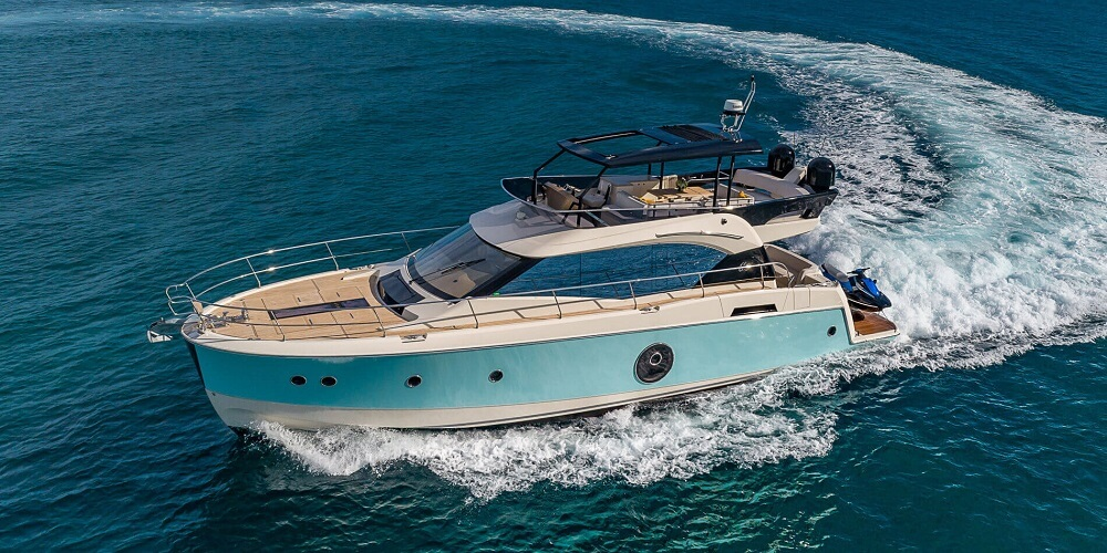 Monte Carlo Yachts Luxury Style and Performance