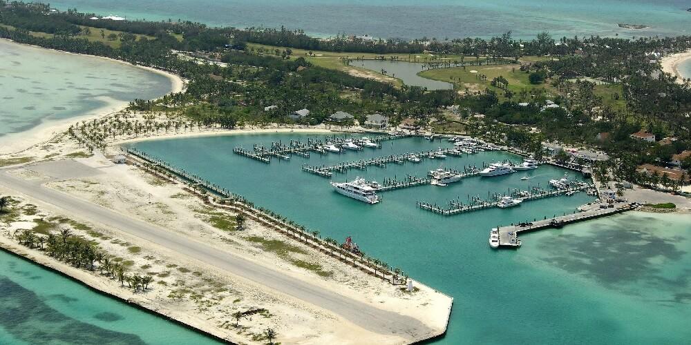 North Cat Cay Bahamas