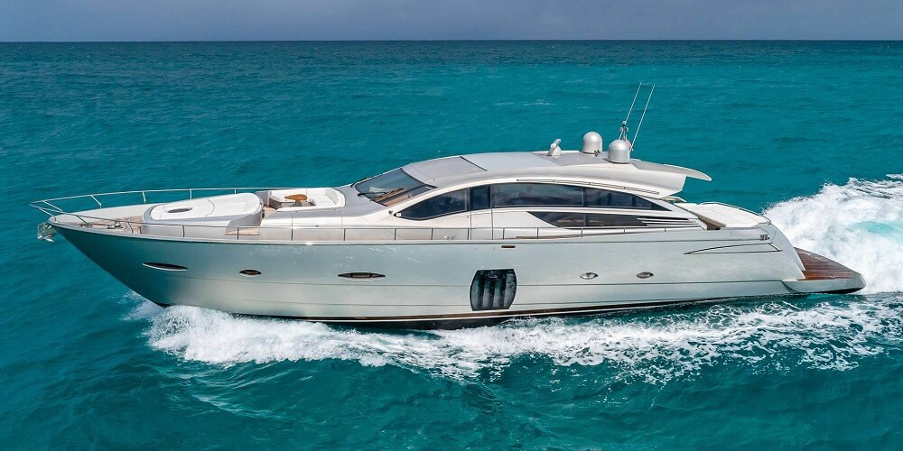Pershing Yachts Pure Italian Style and Performance