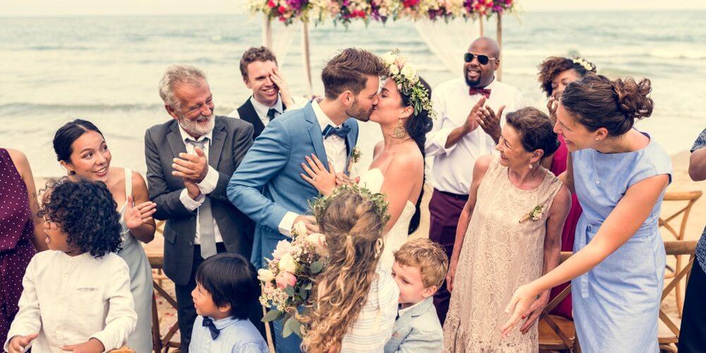 Key Largo Beach Weddings in Paradise