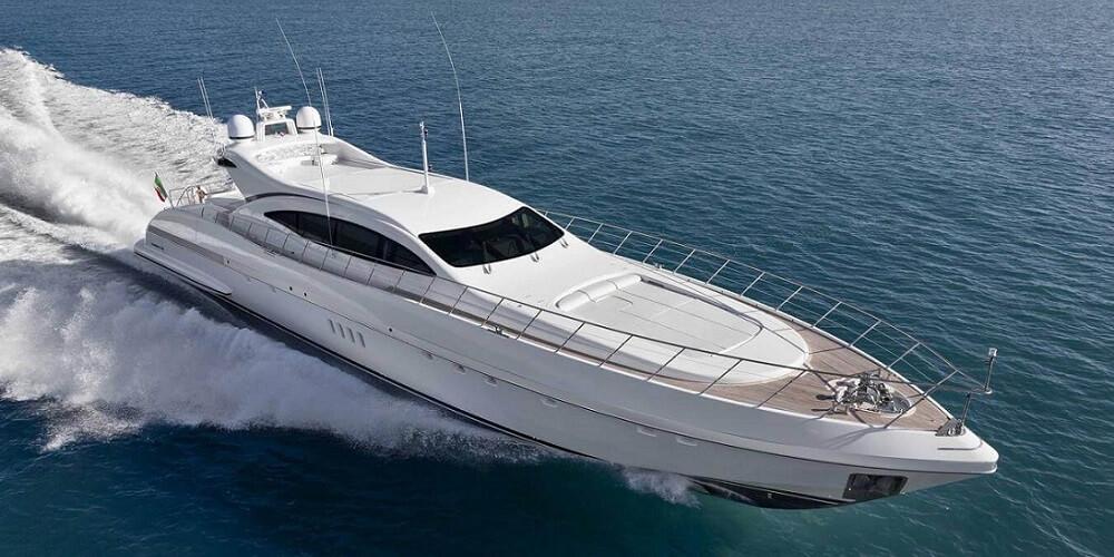Mangusta yachts 92ft