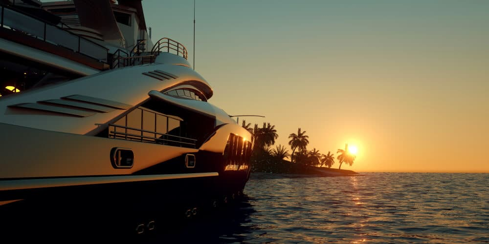 Miami Sunset Cruise aboard a Luxury Yacht