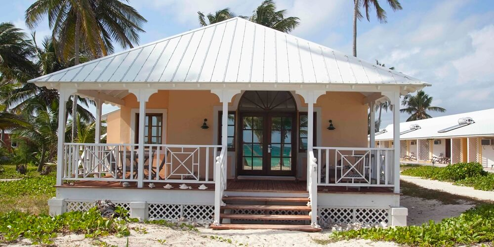 beachfront villa Emerald Palms Resort Bahamas
