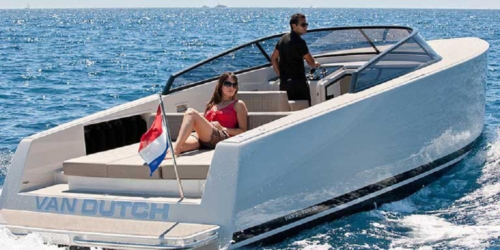Vandutch 30 yacht