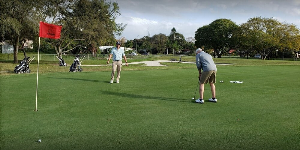 Golf things to do in North Miami