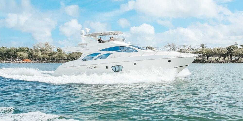 Key West bachelor party yacht rental