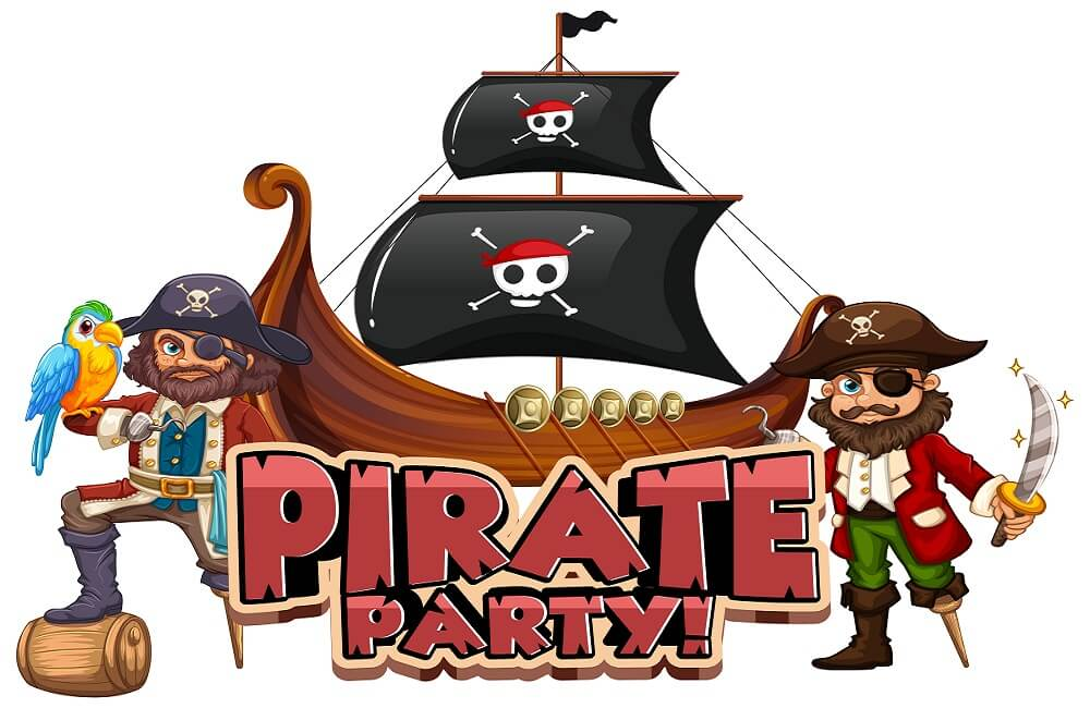 Host an Adult Pirate Party aboard Luxury Yacht